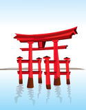 Red, Torii, Text, Product Stock Images