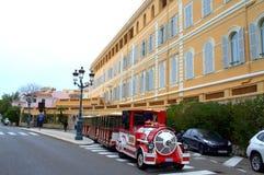 Monaco street view Royalty Free Stock Photos