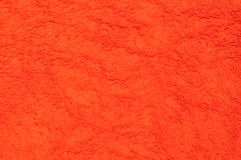 Red towel background Stock Image