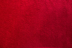 Red Towel Royalty Free Stock Photography