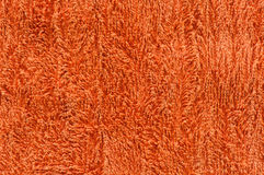 Red towel texture Royalty Free Stock Image