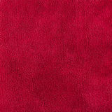 Red Towel texture background Royalty Free Stock Photos