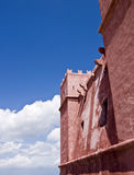 The Red Tower Royalty Free Stock Images