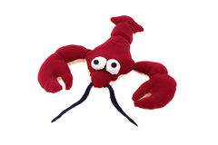 Red toy cancer Stock Images
