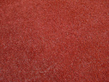 Red track background. A red track textured background Royalty Free Stock Photo