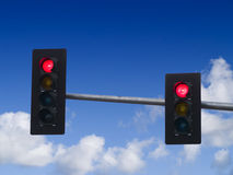 Red Traffic Light Stock Photos