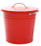 Red trash Royalty Free Stock Photography