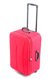 Red Travel Bag Royalty Free Stock Photos