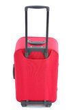 Red Travel Bag Royalty Free Stock Images