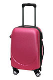Red Travel Bag Royalty Free Stock Image