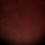 Red treated leather Royalty Free Stock Image