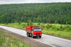 Free Red Truck Stock Photo - 20016420
