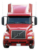 Red Truck Royalty Free Stock Images