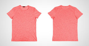 Red tshirt Royalty Free Stock Images