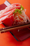 Red tuna Stock Image