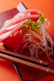 Red tuna a Royalty Free Stock Photos