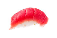 Red tuna sushi Royalty Free Stock Photo