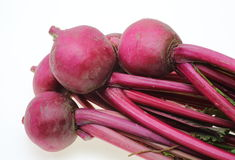 Red turnip Royalty Free Stock Images