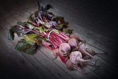 Red Turnips Royalty Free Stock Image