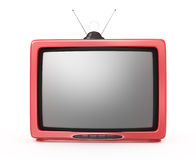 Red TV Stock Images