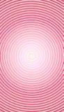 Red twirl circular wave Stock Photo