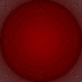 Red twirl circular wave Background. Stock Photo