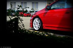 red type r Stock Images