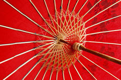 Free Red Umbrella Royalty Free Stock Photography - 15501167
