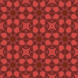 Red universal vector seamless patterns, tiling. Geometric ornaments. Royalty Free Stock Image