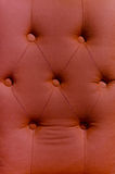 Red upholstery leather pattern background Stock Photo