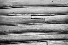 red ut gråa timmer för bakgrund trä Arkivbild