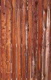 Red ut trästaketbräden, oavslutat trä fotografering för bildbyråer