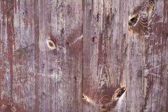 Red ut wood texturbakgrund för abstrakt grunge med gammal brunt målarfärg Royaltyfri Fotografi