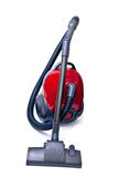 Red vacuum cleaner Stock Photos