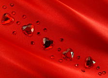 Red Valentine Royalty Free Stock Photography