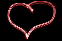 Red valentine's heart Royalty Free Stock Photo