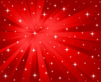 Red vector background Royalty Free Stock Image