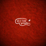 Red vector paper texture Royalty Free Stock Photos