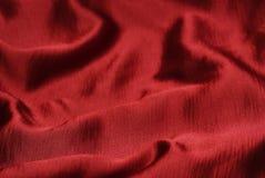 Red velvet. Background - photo of the red velvet Stock Photo
