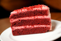 Red velvet Royalty Free Stock Photography