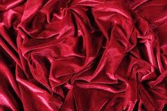 Red velvet background Stock Photos