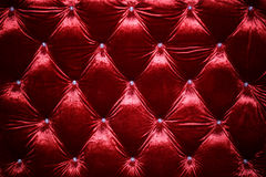 Red Velvet Background Close Up Royalty Free Stock Images