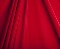 Red Velvet Background Stock Photos