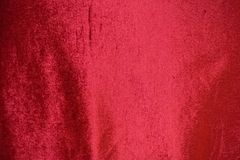Red velvet background, red fabric texture stock photos