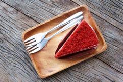Free Red Velvet Cake Stock Photography - 57184852