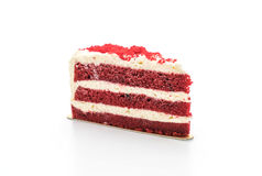 Red velvet cake Stock Image