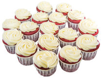 Red Velvet Cupcakes II Stock Photography