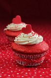 Love cupcake Royalty Free Stock Image
