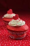 Love cupcake Royalty Free Stock Image