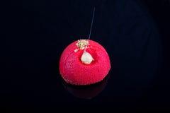 Red velvet dessert Stock Image